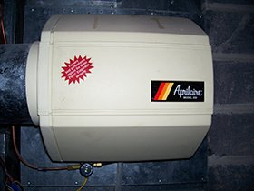 aprilaire humidifier troubleshooting guide