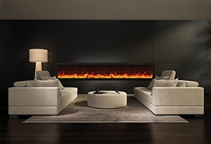 Benefits of Electric Fireplaces