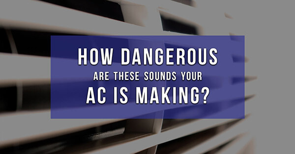 Hvac Sounds That Mean You Need Hvac Repair
