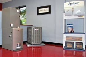 Heating and Cooling Services - St. Louis HVAC