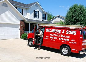 St. Louis Residential Heating and Cooling Services